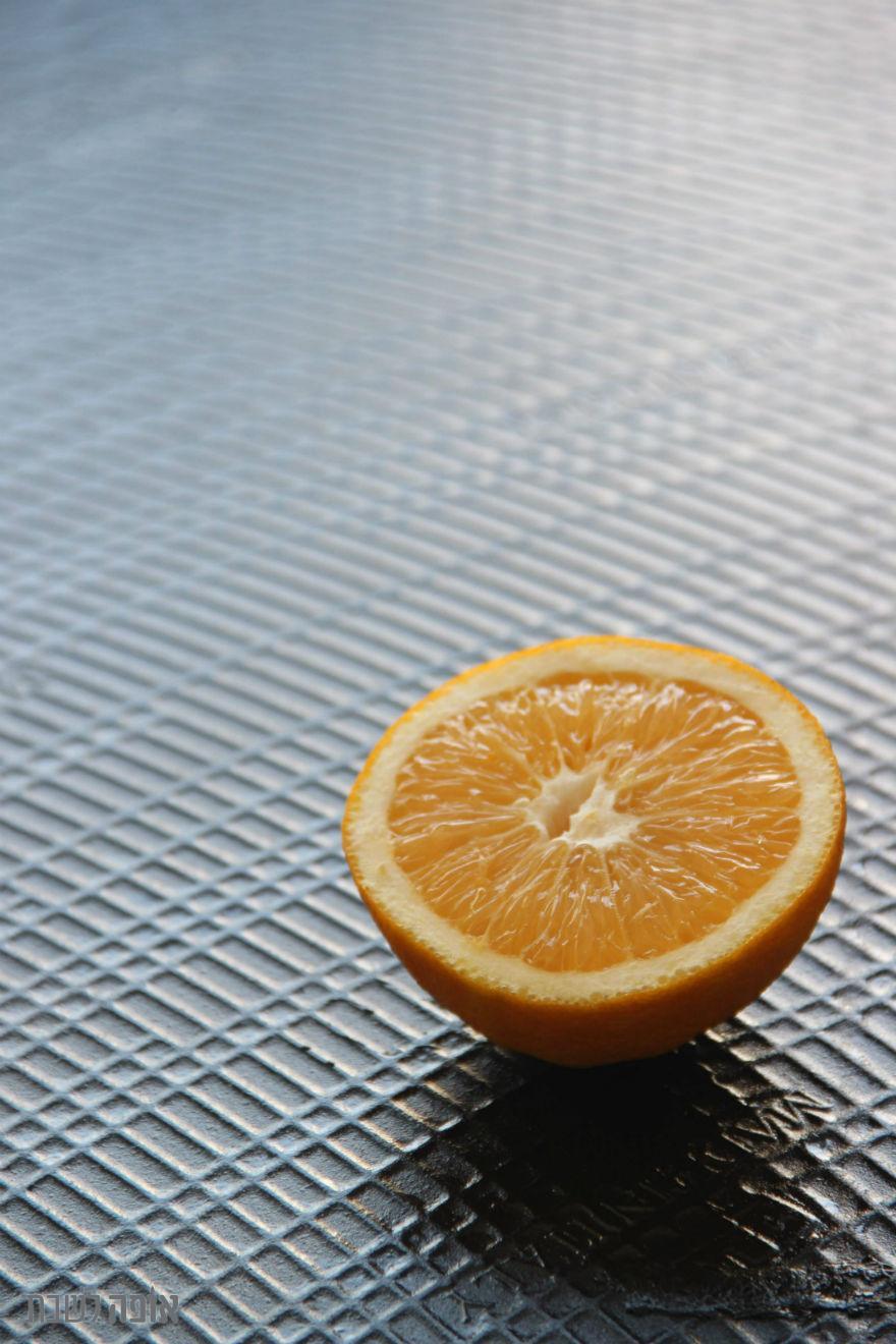 מאפינס תפוזים וסיפור